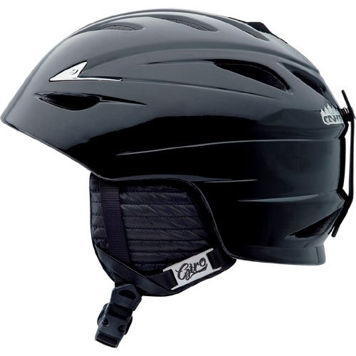 Giro Grove Snow Helmet, Black, Small, Outdoor Stuffs
