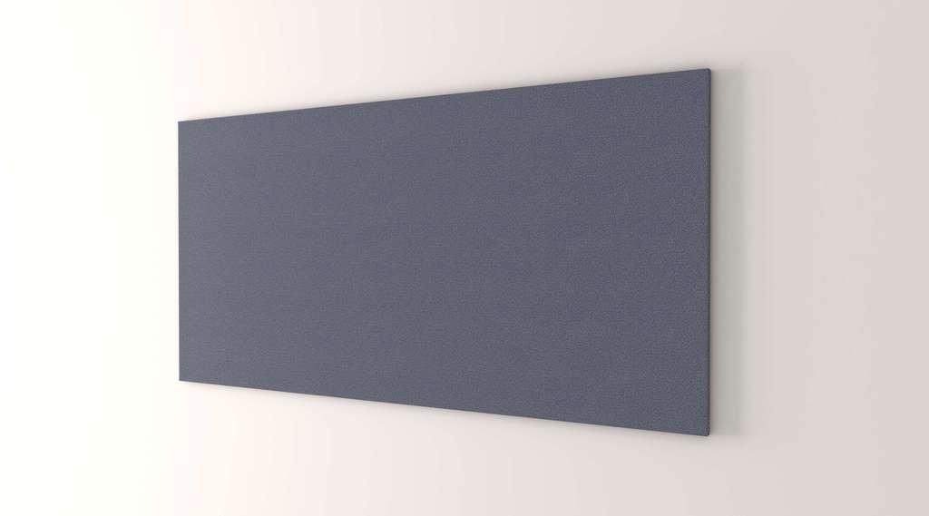 Obex 36X60-TB-R-TW 36'' x 60'' Obex Rectangle Tackboard, Twilight, 36'' x 60''
