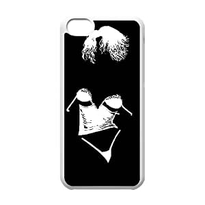 WJHSSB Girl 2 Phone Case For Iphone 5C [Pattern-2]