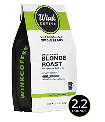 Wink Coffee, Whole Bean from Wink Coffee