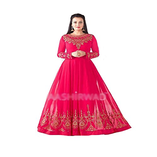 Bollywood Anarkali Suit Diwali Party Wedding Wear Women Muslim Ceremony Festival By Ethnic Emporium 373 by ETHNIC EMPORIUM