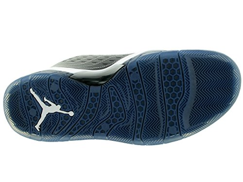 Nike Jordan Mens Jordan Snelheid Zwart / Wit / Witte Basketbalschoen 10 Mannen Ons