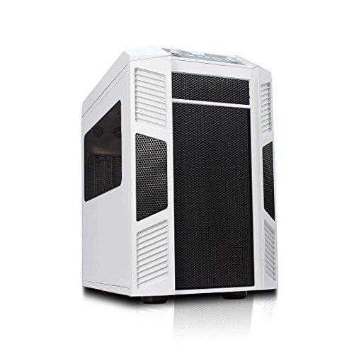 Nanoxia Rexgear 1 Microatx Desktop Case Rg Xdcube Wh