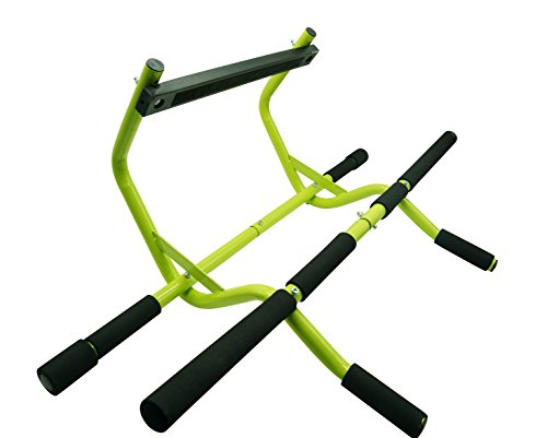 CbMoun New Pull-Up Bars for Work Out at Home Gym, Dip Up Chin Up Great Stainless Steel Quality, MAX to 150KG/330LBS by CbMoun