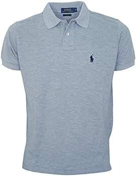 Ralph Lauren-Polo Ralph Lauren-custom fit, color gris gris XXXL ...