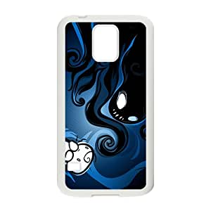 SHEP Creative Cartoon Scary Devil Custom Protective Hard Phone Cae For Samsung Galaxy S5