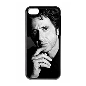 Al Pacino Scarface iPhone 5c Cell Phone Case Black Phone Accessories VR646CT88