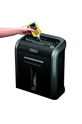 Fellowes Powershred Performance Shredder Oil, 16 oz. Extended Nozzle Bottle (3525010) by Fellowes (Image #1)