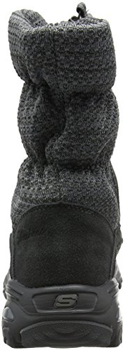D'Lites para Skechers Botas Charcoal Mujer Gris 8fpFzqA