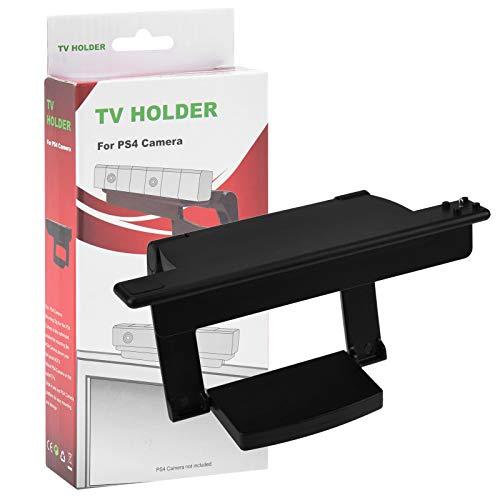 Gam3Gear TV Mounting Clip Mount Holder for Rectangular PlayStation 4 PS4 Old Version Camera Sensor (Ps4 Camera Best Price)