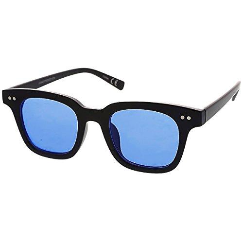 VINTAGE unisexe Gradient BOXER mod Kiss Lunettes soleil mode de de femme MOSCOT STYLE Noir Bleu homme de la Z16Ug81q