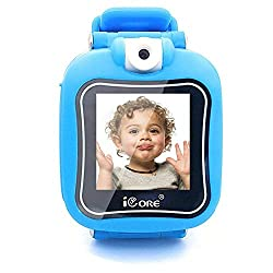 iCore Smart Watch for Kids, Game Camera Smartwatch, Digital Touch Screen Kid Watches with Alarm Clock Stopwatch, Toys Video Games Girls Boys