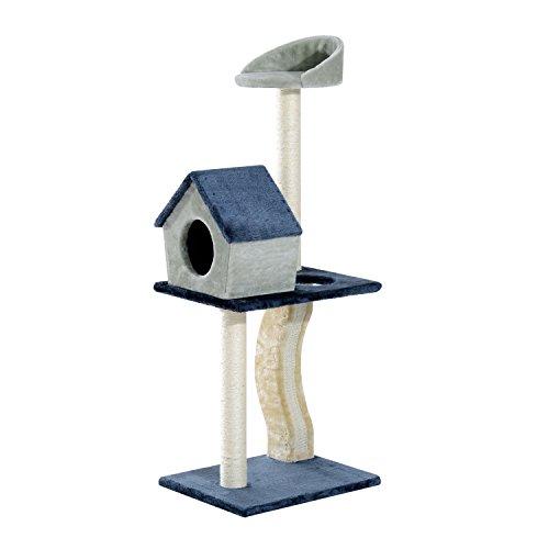 Pawhut Multi Level Cat Tree Tower