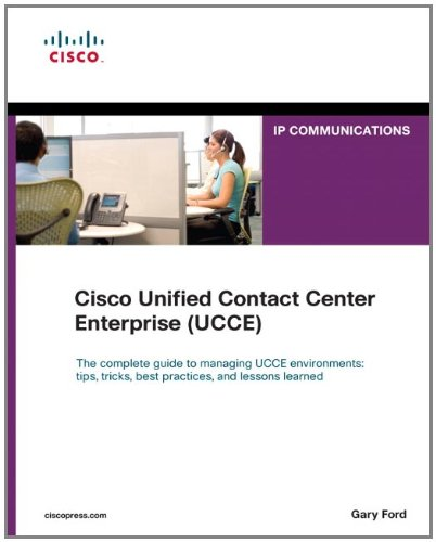[PDF] Cisco Unified Contact Center Enterprise Free Download | Publisher : Cisco Press | Category : Computers & Internet | ISBN 10 : 1587141175 | ISBN 13 : 9781587141171