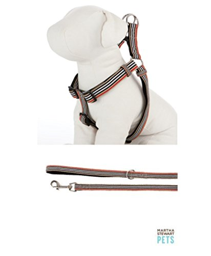 Martha Stewart Pets Step In Dog Harness Size: Large