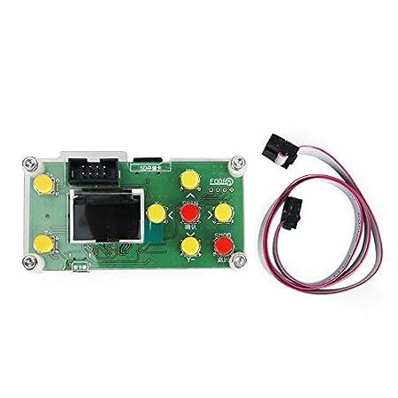GRBL 3.2 Steuerplatine f/ür 1610//2418//3018 DIY Lasergravurmaschine USB-Verbindung mit Offline-Controller durch 3-Achsen-CNC
