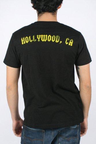 High Voltage Tattoo - Brigade Mens T-Shirt in Black, XX-Large, Black ...