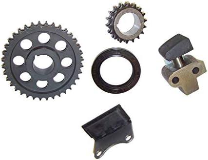 V // 122cid 2.2L // OHV // L4 // 8V 4YEC DNJ TK937 Timing Chain Kit for 1984-1989 // Toyota//Van // 2.0L 2237cc // 3YEC