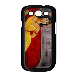 Custom Egyptian Cleopatra,Pyramid,Mayan Civilization Design Plastic Case Protector For Samsung Galaxy S3 by lolosakes