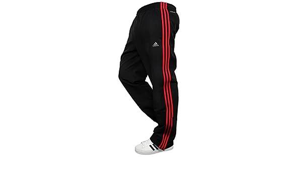 Adidas Hombre Pantalones Chándal Essentials, E14904 - M, Negro ...