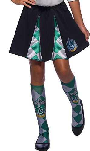 Harry Potter Costume Skirt, Slytherin, Child's