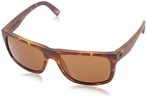 Electric Visual Swingarm Matte Tortoise/Bronze - Electric Sunglasses Com