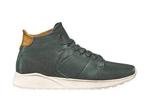 Globe Schuhe High Sneaker Los Angered Lyte grün Nitrolite Ortholite®
