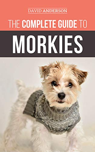 (The Complete Guide to Morkies: Everything a new dog owner needs to know about the Maltese x Yorkie dog breed)