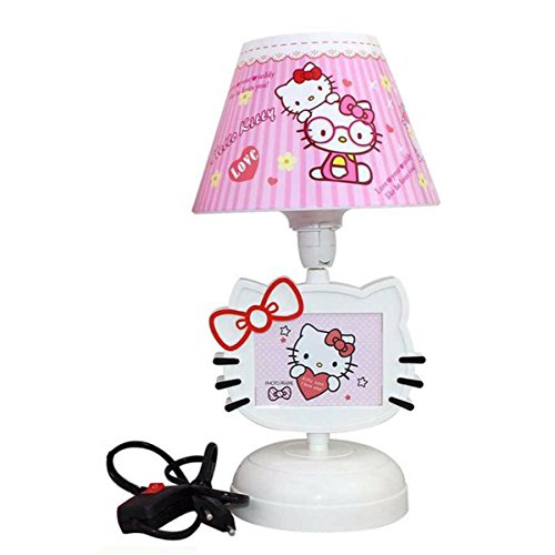 Hello Kitty LED Night Light, Bedside Lamp