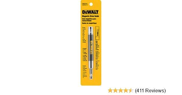 DEWALT DW2055 Magnetic Bit Tip Holder 3 Pack