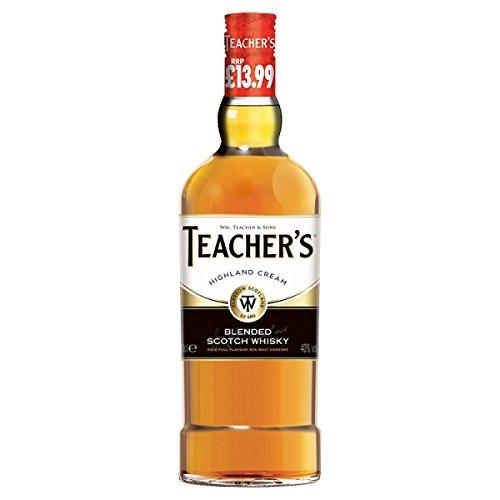 Whisky escocés de mezcla de 70 cl de Maestros (Pack de 6 x 70 cl ...
