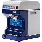 HomCom Shaved Ice Electric Ice Shaver Machine - Blue