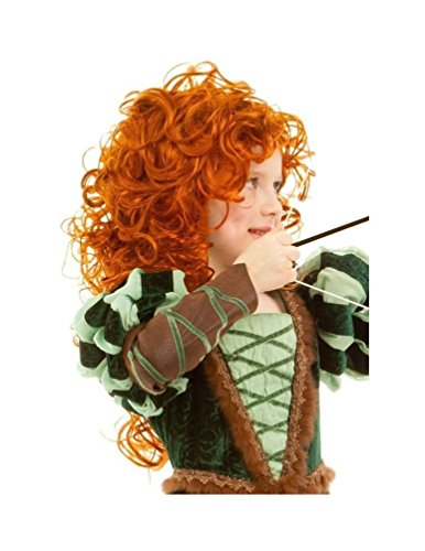 Forest Princess Wig Costume Accessory