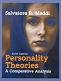img - for Personality Theories : A Comparative Analysis by Salvatore R. Maddi (2001-03-22) book / textbook / text book