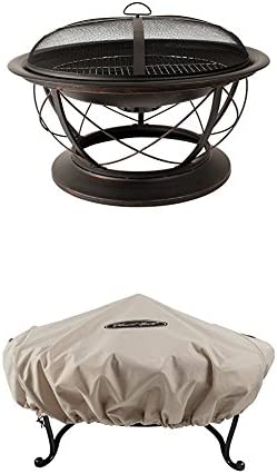 Pleasant Hearth OFW717RC Palmetto Fire Pit