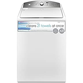 Kenmore 4.8 cu.ft. Top Load Washer with Triple Action Impeller in White (Available in select cities only)