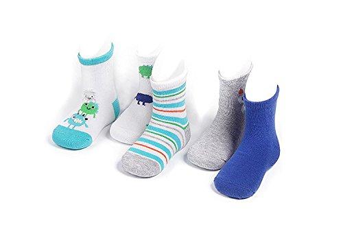 Zando Assorted Seamless Toddler Unisex Kids