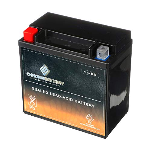 YTX14-BS ATV Battery Rechargeable
