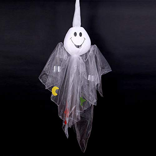 Halloween Decoration Pumpkin Ghost Wind Chime Bar Ornament Props Hotel Facade Charm Haunted House Dress Up Doll Nanayaya
