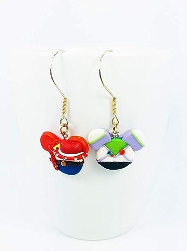 60aaadf652920 Amazon.com: Disney Inspired Toy Story Jewelry Jessie and Buzz Light ...