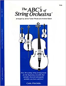 ?UPDATED? The ABCs Of String Orchestra - Viola Part. comfort reunir presion robusta records Leave
