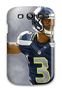 Quality DanRobertse Case Cover With Seattleeahawks I Nice Appearance Compatible With Galaxy S3