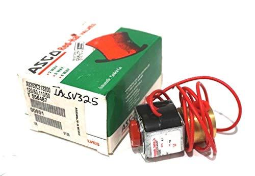 NEW ASCO X8262C213200 SOLENOID VALVE 110/120 50/60