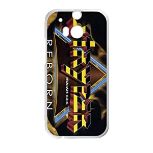 Revorn StylishHigh Quality Comstom Plastic case cover For HTC M8
