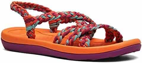 e9394373a56eb Shopping Orange - Flats - Sandals - Shoes - Women - Clothing, Shoes ...