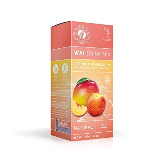 Wai Powdered Drink Mix Artificial