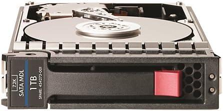 SATA LFF 3.5-inch form factor Drive model: MB1000ECWCQ HP 1TB hot-plug Serial ATA 3Gb//sec transfer rate hard drive- 7200 RPM