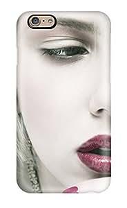Rowena Aguinaldo Keller's Shop Best Durable Scarlett Johansson Beautiful Lips Back Case/cover For Iphone 6 3119141K27097354