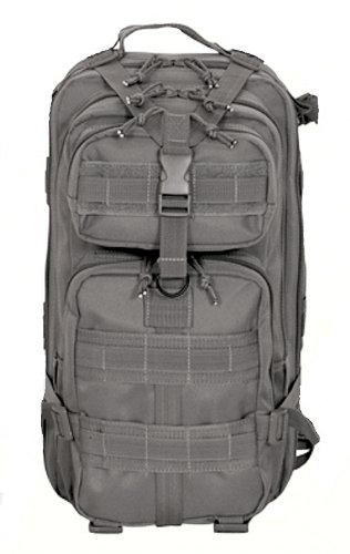 Medium MOLLE Transport Pack, Foliage Green, Outdoor Stuffs