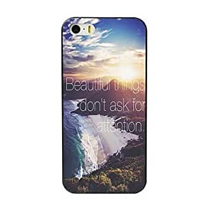 DD Beautiful Things Design Hard Case for iPhone 5/5S
